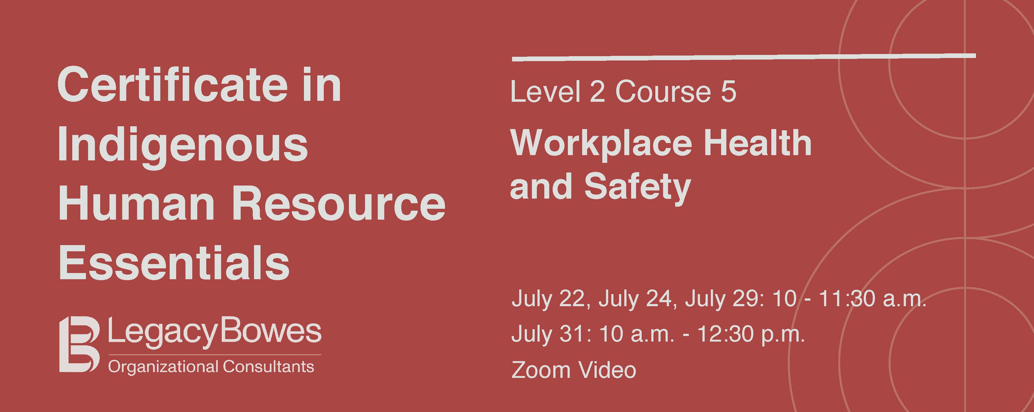 Online Course Header L2C5 July
